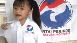 Video Anak kecil hafal mars Perindo Alexa MP3, 3GP, MP4, WEBM, AVI, FLV Desember 2017