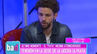 Video BAD - TENSIÓN: EL PATA MEDINA ATRINCHERADO EN LA UOCRA- JUAN COSCARELLI DESDE EL LUGAR MP3, 3GP, MP4, WEBM, AVI, FLV Oktober 2017