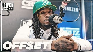 Offset on 'Father of 4', Working w/ Metro Boomin & Money Management