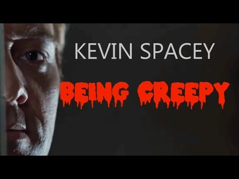 Kevin Spacey Being Creepy (Supercut)