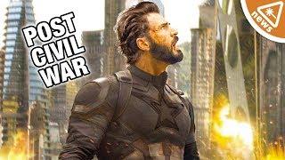 Video Where Has Captain America Been Since Civil War? (Nerdist News w/ Jessica Chobot) MP3, 3GP, MP4, WEBM, AVI, FLV Juli 2018