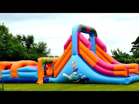 Jump, bounce or inflatable your next event like this!