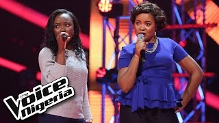 Theodora vs Oni Roxy sing 'Rolling in the Deep'/ The Voice Nigeria 2016