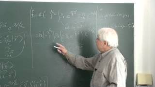 METU - Quantum Mechanics II - Week 7 - Lecture 1