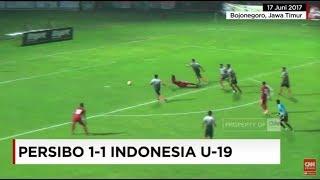 Video Timnas Indonesia U-19 Ditahan Imbang Persibo 1-1 MP3, 3GP, MP4, WEBM, AVI, FLV Desember 2017