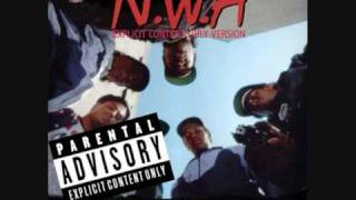 NWA - Express Yourself (original)