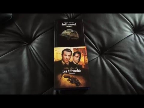 Présentation Steelbook Full Metal Jacket & Bluray Collector