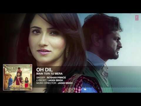 Roshan prince oh dil audio song maln teri tu mera latest bunjadi movie (2016)