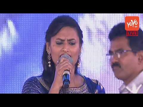 Video Singer Kousalya Extraordinary Performance at World Telugu Conference 2017 | Telangana | YOYO TV download in MP3, 3GP, MP4, WEBM, AVI, FLV January 2017