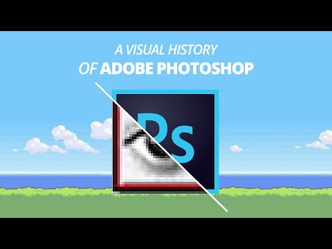 Photoshop's Incredible Path to Fame