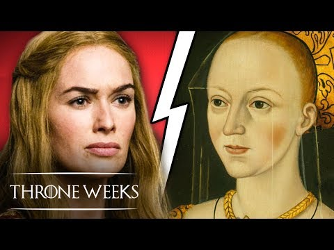 Game of Thrones & Die Historischen Vorbilder - Rote Hochzeit, Rosenkriege & Richard III.