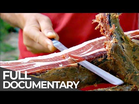 Short documentary on Acorn Ham production in Spain. - [6:22}