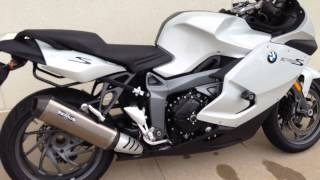 9. 2009 BMW K1300S Remus Exhaust Revving For Sale