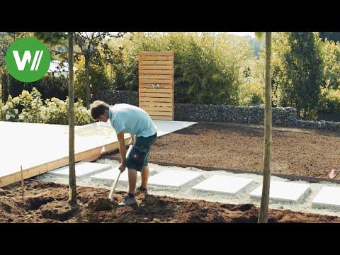 Der moderne Garten: Ein Holzdeck bauen und pflegeleic ...