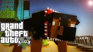 """HUNTING"" Minecraft GTA 5   Grand Theft Auto 5 Mod Ep 24! (GTA 5)"