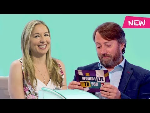David Mitchell: Victoria doesn't know this … - Would I Lie to You?