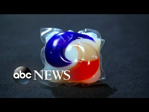 Doctors warn parents about online challenge encouraging teens to consume laundry pods