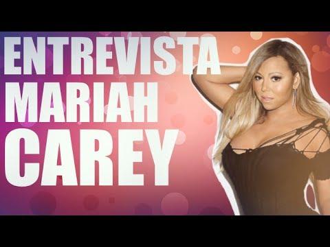 Mariah Carey entrevistada en Saber Morir