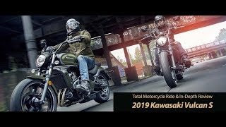 8. 2019 Vulcan S 650 In-Depth Review by TMW