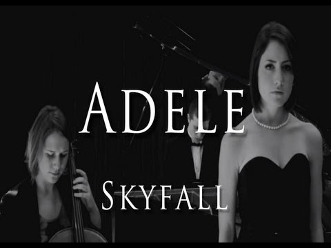 Skyfall - Skyfall by Adele Enjoy the music? Help to support independent music by purchasing the mp3! iTunes: http://bit.ly/QOAI0w CD Baby: http://bit.ly/RfnXOU ______...
