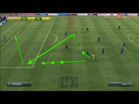 Fifa 13 | Attacking Tutorial | Improve your Attacking | Tips & Tricks | PatrickHDxGaming