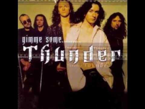 Tekst piosenki Thunder - Gimme Some Lovin' po polsku