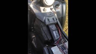 7. Can am outlander 400 doesn't work