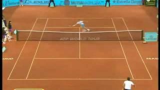 Madrid 2010: 3rd Round Roger v Wawrinka (Highlights Part 2)