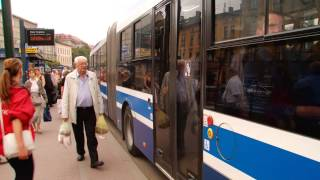 Krakow: Transport Assistance Service For Older People