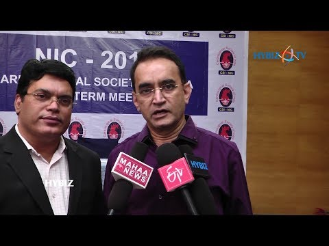 CSI-NIC 2018 Hyderabad-Dr. Sarat Chandra