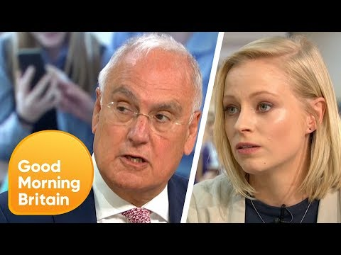 Should Mobile Phones Be Banned In Schools? | Good Morning Britain