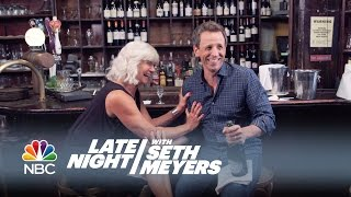 Video Seth and His Mom Go Day Drinking - Late Night with Seth Meyers MP3, 3GP, MP4, WEBM, AVI, FLV Juni 2019
