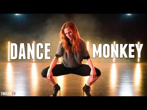 Tones and I - Dance Monkey - Choreography by Liana Blackburn