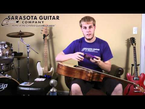 Acoustic Guitar Strings Shootout