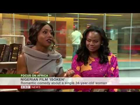 ISOKEN The Movie on BBC Africa with Jade Osiberu and Dakore Akande