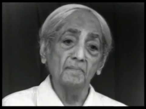 How do we meet life as it is today? | J. Krishnamurti