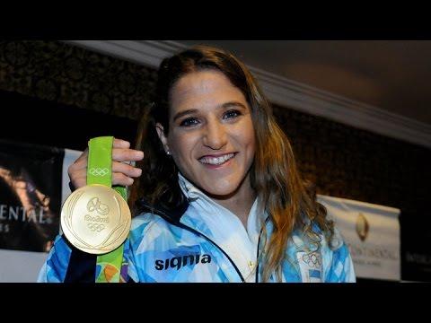 """""""El oro olímpico es el sueño de cualquier persona"""""""
