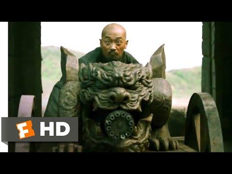 Kundo (2014) - Gatling Gun Onslaught Scene (9/10) | Movieclips