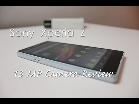 how to focus camera on xperia z