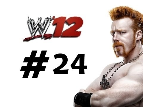 Road to Wrestlemania! WWE 12 - w/Sheamus ELIMINATION CHAMBER