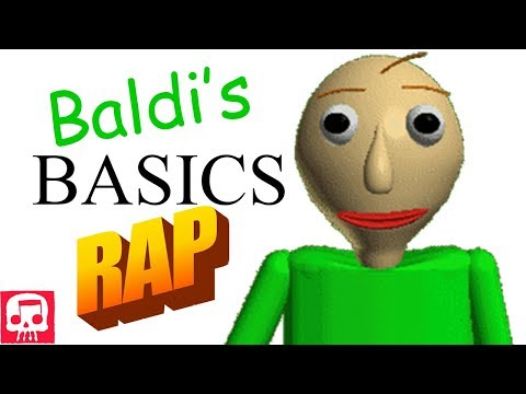 BALDI'S BASICS RAP By JT Music