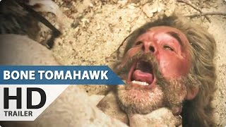 Nonton Bone Tomahawk Trailer (2015) Kurt Russell, Patrick Wilson | Western-Horror Film Subtitle Indonesia Streaming Movie Download