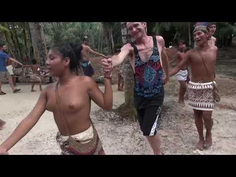 amazon peru with the ayahuasca tribe
