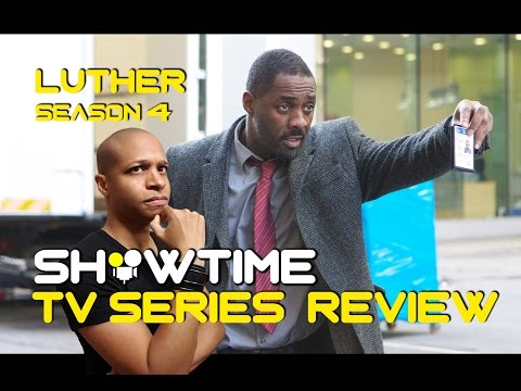 SHOWTIME - Luther: Season 4 - Review
