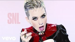 <b>Katy Perry</b>  Swish Swish Live On SNL