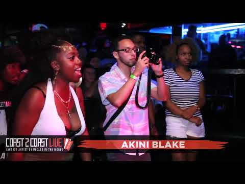Akini Blake (@Akiniblake) Performs at Coast 2 Coast LIVE | Fayetteville, NC Edition 9/25/16