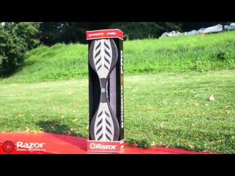 Обзор Ripstik Air Pro - самый легкий двухколесный скейт. Трюки на Рипсти...