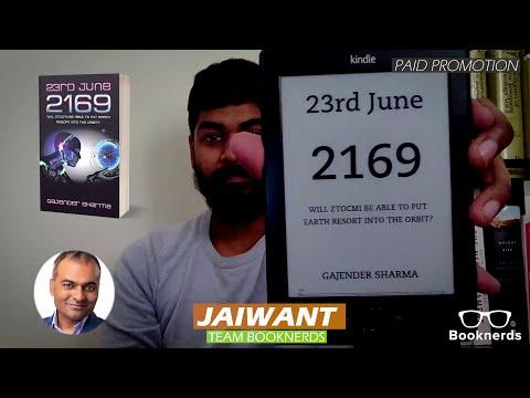 Excerpt Reading   23Rd June 2169   Gajender Sharma