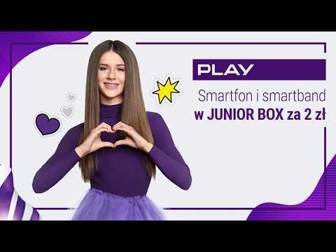Sтuchaj Roksany WЙgiel w Play!  Sprawd nowy JUNIOR BOX ze smartfonem Huawei Y6 i smartbandem!