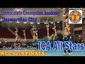 Immaculate Conception Academy Dasmariñas City | ICA All Stars | Coed Senior Cheer | NCC 2018 FINALS